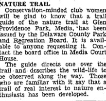 4-6-2013 A 1941 Nature Guide & Spring Ephemerals Walk!