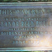 Eleanor Reed Butler Waterfall