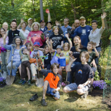 9-27-2014 Plantings for National Public Lands Day!