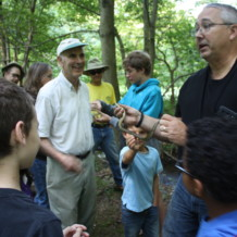 A Summer Herpetology Walk