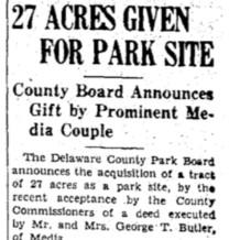 80th Anniversary for Glen Providence Park!