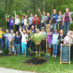 9-24-2016 Plantings for National Public Lands Day!