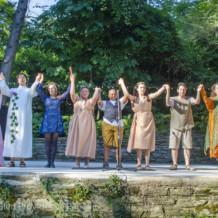 Recap: Shakespeare in the Park!