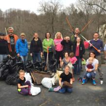 4-21-2018 CRC Streams Cleanup!