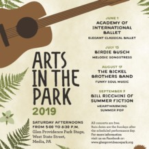 2019 Arts in the Park!