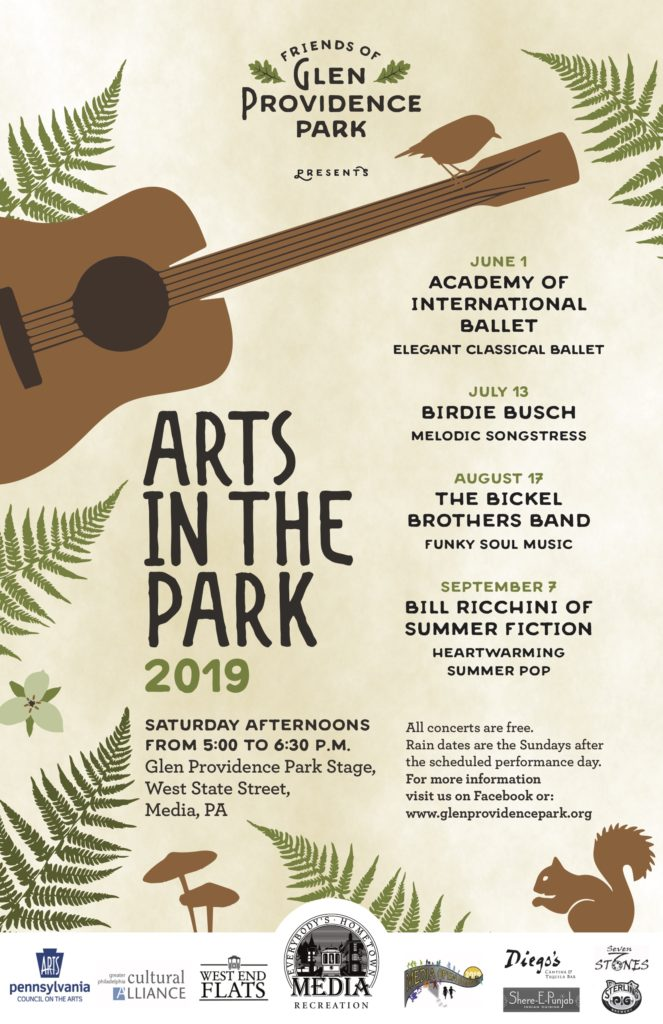 2019 Arts in the Park
