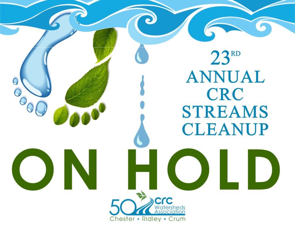 POSTPONED: CRC Streams Cleanup @ Glen Providence Park - main entrance