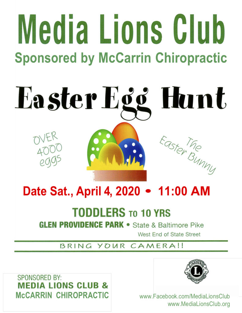 Great Media Easter Egg Hunt