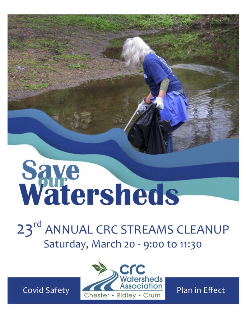 2021 CRC Streams Cleanup