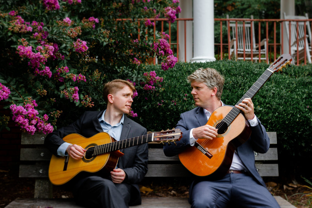 Arts in the Park: Kossler Duo! @ Glen Providence Park - main entrance